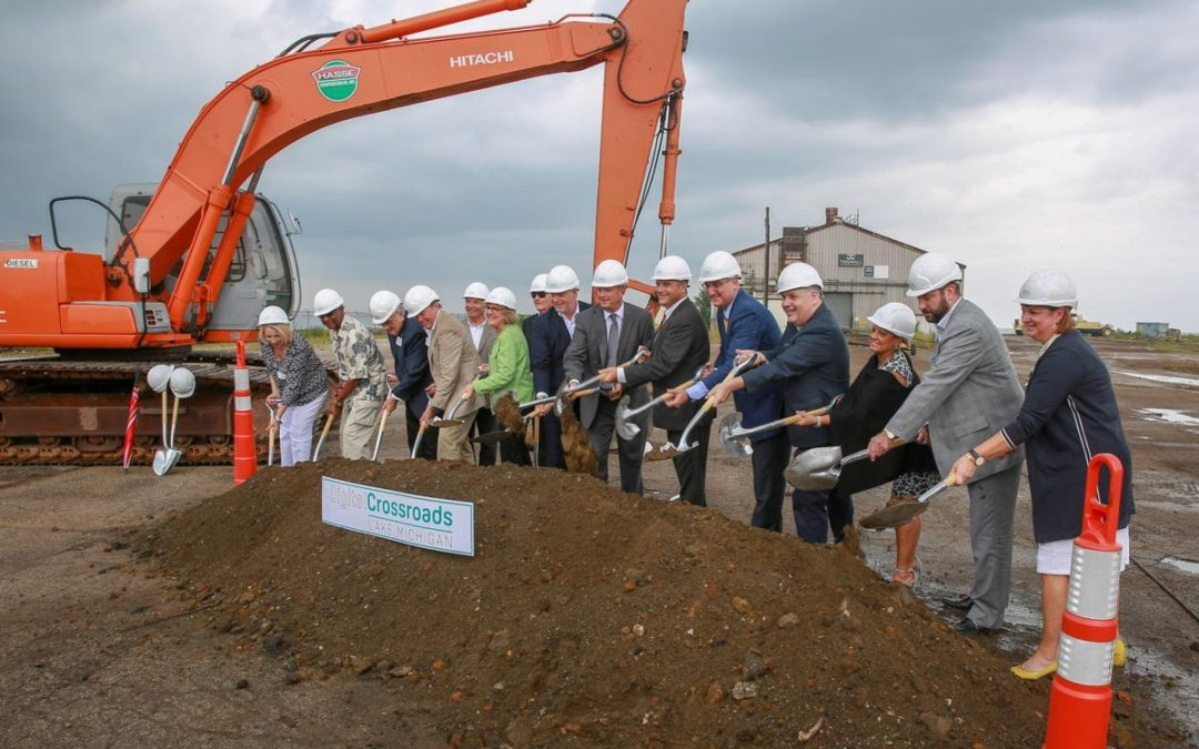 DX Hammond Breaks Ground