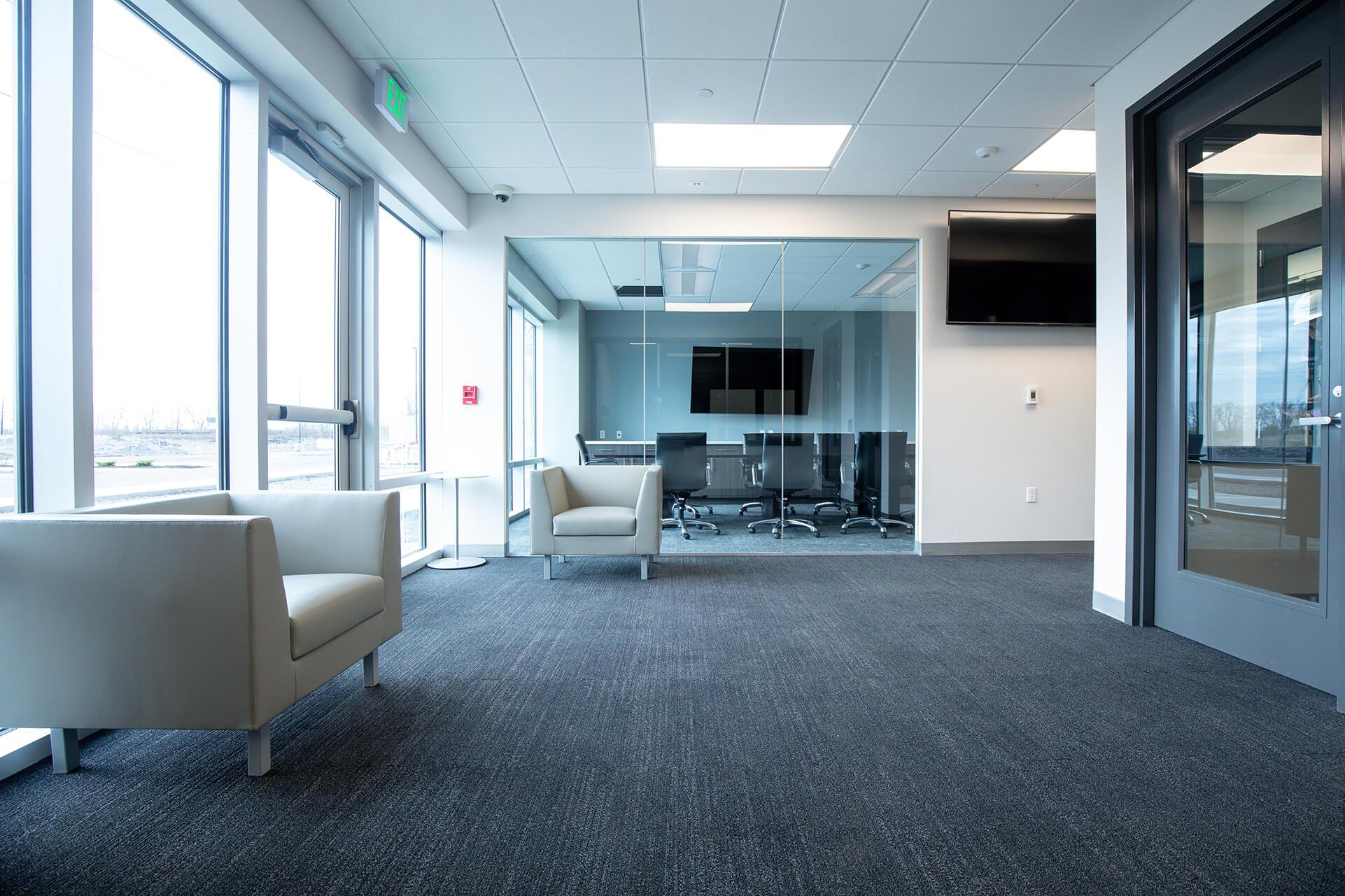 Digital Crossroad Lobby